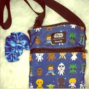 Loungefly Bags - Loungefly Star Wars crossbody purse!